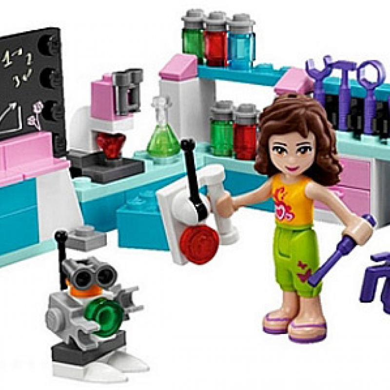 "Lego Like Toys : ""the other per cent gender socialisation through"